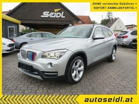 BMW X1 xDrive25d Österreich Paket Aut. *NAVI+XENON* bei Autohaus Seidl Gleisdorf in autoseidl.at