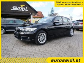 BMW 116d Advantage *2017er+NAVI+KAMERA* bei Autohaus Seidl Gleisdorf in autoseidl.at