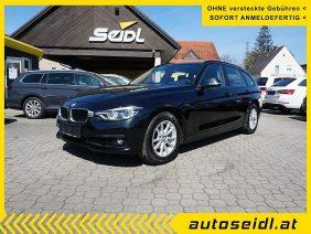 BMW 318d Touring *LED+NAVI+KAMERA* bei Autohaus Seidl Gleisdorf in autoseidl.at