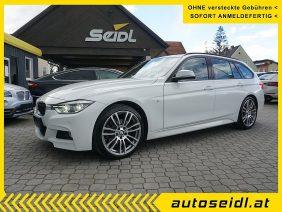 "BMW 320d Touring M Sport *LED+19″+NAVI"" bei Autohaus Seidl Gleisdorf in autoseidl.at"