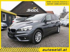 BMW 216d Gran Tourer Advantage *AHV+KAMERA* bei Autohaus Seidl Gleisdorf in autoseidl.at