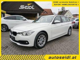 BMW 318d Touring Advantage *LED+NAVI* bei Autohaus Seidl Gleisdorf in autoseidl.at