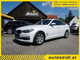 BMW 318d Gran Turismo Aut. *LED+NAVI* bei Autohaus Seidl Gleisdorf in autoseidl.at