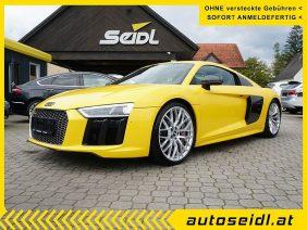 Audi R8 Coupé V10 plus quattro S-tronic *LASERLICHT* bei Autohaus Seidl Gleisdorf in autoseidl.at