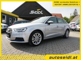 Audi A3 SB 1,6 TDI S-tronic *LED+NAVI+17″ALU* bei Autohaus Seidl Gleisdorf in autoseidl.at