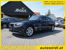 BMW 318d Gran Turismo Aut. *LED+NAVI+AHV* bei Autohaus Seidl Gleisdorf in autoseidl.at