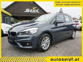 BMW 218d Gran Tourer *LED* bei Autohaus Seidl Gleisdorf in autoseidl.at