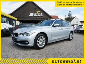 BMW 320d Touring Aut. *LED+LEDER+NAVI* bei Autohaus Seidl Gleisdorf in autoseidl.at