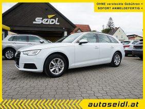 Audi A4 Avant 2,0 TDI S-tronic *NAVI+XENON* bei Autohaus Seidl Gleisdorf in autoseidl.at