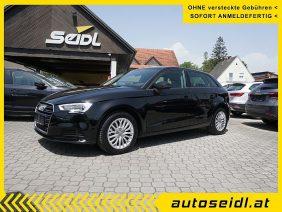 Audi A3 SB 1,6 TDI S-tronic *NAVI+XENON* bei Autohaus Seidl Gleisdorf in autoseidl.at