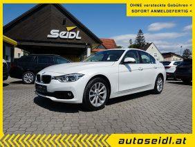 BMW 316d *LEDER+NAVI+LED* bei Autohaus Seidl Gleisdorf in autoseidl.at