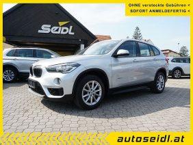 BMW X1 sDrive18d *NAVI+KAMERA* bei Autohaus Seidl Gleisdorf in autoseidl.at