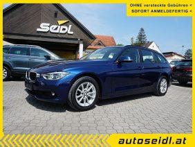 BMW 318d Touring Aut. *LED+NAVI* bei Autohaus Seidl Gleisdorf in autoseidl.at