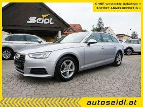 Audi A4 Avant 2,0 TDI S-tronic *LED+NAVI+KAMERA* bei Autohaus Seidl Gleisdorf in autoseidl.at
