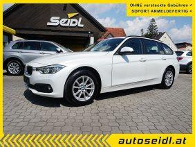 BMW 318d Touring Advantage *LED+NAVI+KAMERA* bei Autohaus Seidl Gleisdorf in autoseidl.at