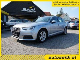 Audi A4 Avant 2,0 TDI *AHV+NAVI+XENON* bei Autohaus Seidl Gleisdorf in autoseidl.at