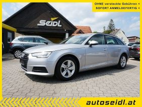 Audi A4 Avant 2,0 TDI *NAVI+XENON* bei Autohaus Seidl Gleisdorf in autoseidl.at