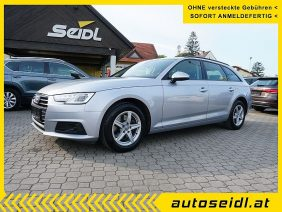 Audi A4 Avant 2,0 TDI *AHV+NAVI+ACC* bei Autohaus Seidl Gleisdorf in autoseidl.at