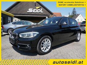 BMW 120d *LED+NAVI* bei Autohaus Seidl Gleisdorf in autoseidl.at