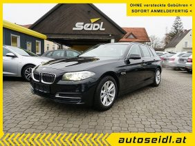 BMW 518d Touring *LEDER+AHV+NAVI* bei Autohaus Seidl Gleisdorf in autoseidl.at
