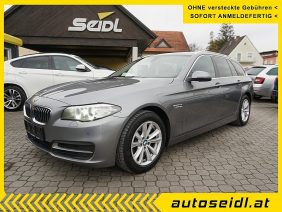 BMW 518d Touring Aut. *LEDER+NAVI+VIRTUAL* bei Autohaus Seidl Gleisdorf in autoseidl.at