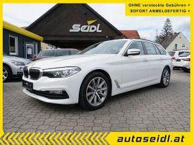 BMW 530d Touring Aut. *STHZG+NAVI+18″ALU* bei Autohaus Seidl Gleisdorf in autoseidl.at