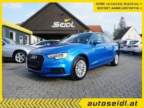 Audi A3 SB 1,6 TDI *NAVI+XENON* bei Autohaus Seidl Gleisdorf in autoseidl.at