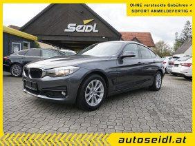 BMW 318d Gran Turismo *LEDER* bei Autohaus Seidl Gleisdorf in autoseidl.at