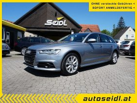 Audi A6 Avant 2,0 TDI ultra S-tronic *LEDER+NAVI+LED* bei Autohaus Seidl Gleisdorf in autoseidl.at
