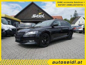Skoda Superb Kombi 2,0 TDI Style *2019er+NAVI+XENON* bei Autohaus Seidl Gleisdorf in autoseidl.at
