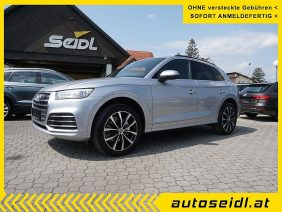 Audi Q5 2,0 TDI quattro S-tronic *S-LINE+VIRTUAL*' bei Autohaus Seidl Gleisdorf in autoseidl.at