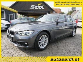 BMW 318d Touring Aut. *LED+NAVI+KAMERA* bei Autohaus Seidl Gleisdorf in autoseidl.at