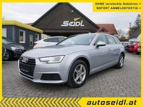 Audi A4 Avant 2,0 TDI S-tronic *LEDER+NAVI+KAMERA* bei Autohaus Seidl Gleisdorf in autoseidl.at