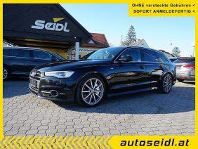 Audi A6 Avant 3,0 TDI clean Diesel Quattro Sport tiptronic *S-LINE+LEDER* bei Autohaus Seidl Gleisdorf in autoseidl.at