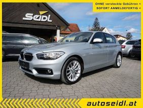 BMW 116d Advantage *17″ALU* bei Autohaus Seidl Gleisdorf in autoseidl.at