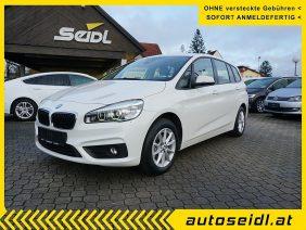 BMW 216d Gran Tourer Advantage *LED+NAVI* bei Autohaus Seidl Gleisdorf in autoseidl.at