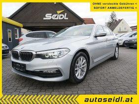 BMW 520d xDrive Aut. *Ö-PAKET+NAVI+AHV* bei Autohaus Seidl Gleisdorf in autoseidl.at