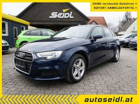 Audi A3 SB 2,0 TDI *XENON+NAVI* bei Autohaus Seidl Gleisdorf in autoseidl.at