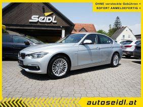 BMW 316d Luxury Line *LED+NAVI+AHV* bei Autohaus Seidl Gleisdorf in autoseidl.at