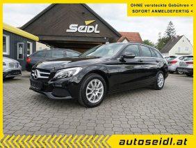Mercedes-Benz C 180 d T *LED+NAVI+AHV* bei Autohaus Seidl Gleisdorf in autoseidl.at