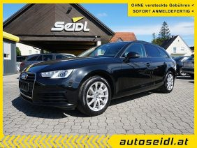 Audi A4 Avant 2,0 TDI *LEDER+NAVI+XENON* bei Autohaus Seidl Gleisdorf in autoseidl.at