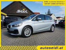 BMW 216d Active Tourer *1.BESITZ* bei Autohaus Seidl Gleisdorf in autoseidl.at