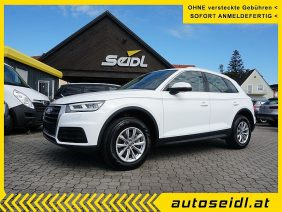 Audi Q5 2,0 TDI quattro S-tronic *AHV+LED+NAVI* bei Autohaus Seidl Gleisdorf in autoseidl.at