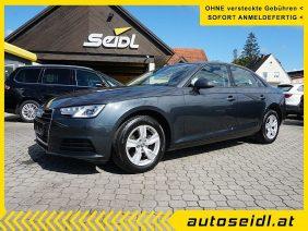 Audi A4 2,0 TDI *NAVI+XENON* bei Autohaus Seidl Gleisdorf in autoseidl.at