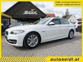 BMW 518d *LEDER+NAVI+XENON* bei Autohaus Seidl Gleisdorf in autoseidl.at