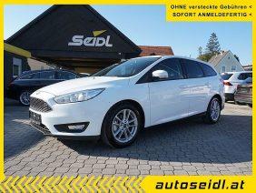 Ford Focus Traveller 1,5 TDCi Trend PowerShift *NAVI* bei Autohaus Seidl Gleisdorf in autoseidl.at