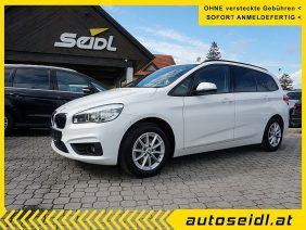BMW 216d Gran Tourer *LED+NAVI* bei Autohaus Seidl Gleisdorf in autoseidl.at