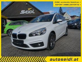 BMW 216d Gran Tourer Advantage *7-SITZE* bei Autohaus Seidl Gleisdorf in autoseidl.at