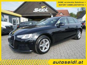 Audi A4 Avant 2,0 TDI *NAVI+KAMERA* bei Autohaus Seidl Gleisdorf in autoseidl.at
