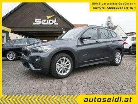 BMW X1 sDrive16d *WENIG KM* bei Autohaus Seidl Gleisdorf in autoseidl.at